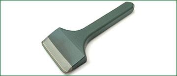 Kachel-Steinmetzwerkzeug